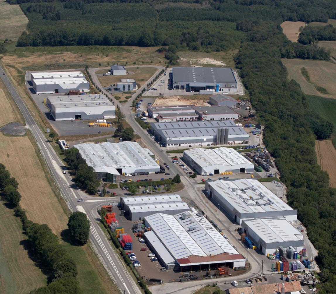 Nos sites de production à Autechaux Baume-les-Dames