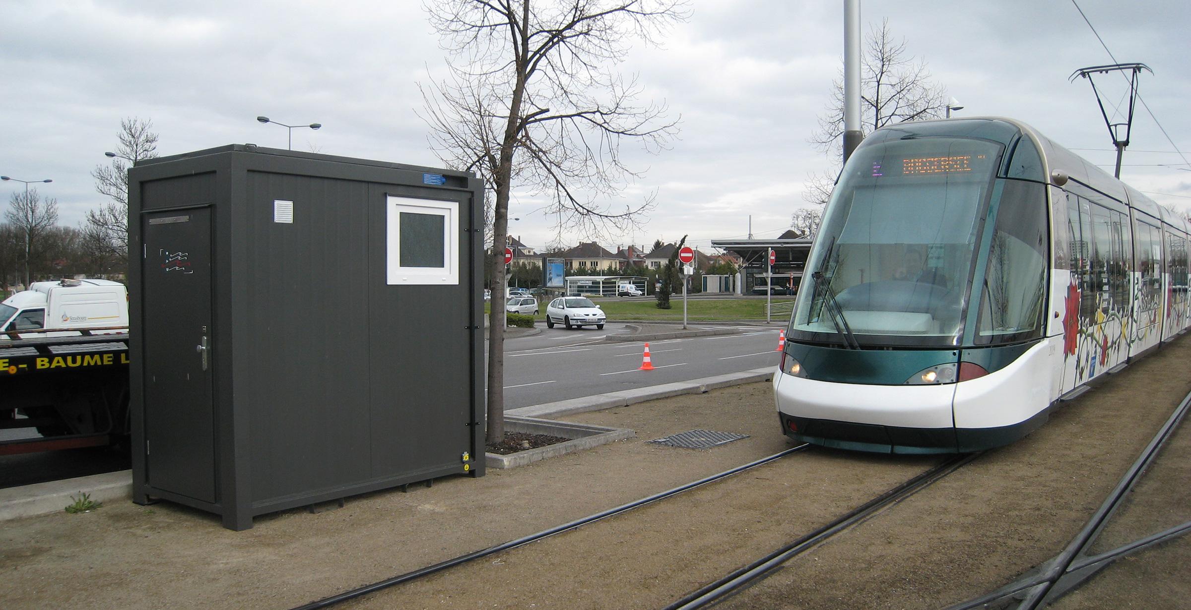 Equipementier pour réseaux de transports urbains & interurbains